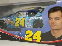 NEW Winner's Circ 2004 Sig #24 JEFF GORDON NASCAR Die Cast 1/18 Scale Stock Car
