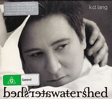 K D  Lang - Watershed - CD - (2CD) (Nonesuch 2008)