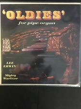 LEE ERWIN  Oldies for Pipe Organ    1961