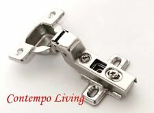 Kitchen Cabinet Hardware Concealed Inset Hinge self close