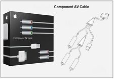 Apple Composite AV Cable for the iPhone and iPod