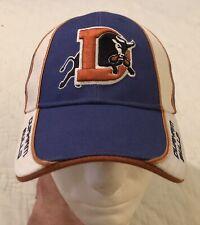 Durham Bulls Embroidered Logo Blue & White Hat Cap Adjustable 47 Twins Brand
