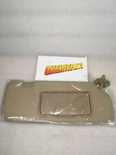 2008-2010 SATURN VUE TAN PASSENGER SIDE SUN VISOR NEW GM   22771488 2070a28426cd