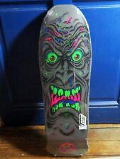 Santa Cruz Roskopp Face Blacklight Reissue Skateboard  deck 9,5 not powell