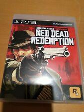 RED DEAD REDEMPTION Rockstar Games (Sony PlayStation 3, 2010) Western, Kult, Top