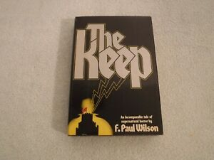 THE KEEP BY F. PAUL WILSON (1981 HC/DJ FIRST EDITION~~FIRST PRINTING)