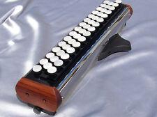 Accordina Joseph Carrel NEUF Borel accordeon accordion akkordeon fisarmonica