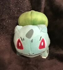 Bulbasaur Pokemon Tomy Toy Plush 6""