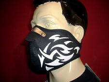 SNOWBOARD MASKE SKI MASKE FUN TRIBAL SKULL MUNDSCHUTZ 1-016 PAINTBALL TATTOO