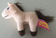 Saddle Club STARLIGHT Plush Horse Toy 2008 11cm Tall