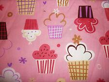 Clearance FQ Funky Luminoso dei dolci cupcake in tessuto