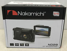 "ND28 2.7"" 1080p Hd Cruscotto Auto DVR Dash Cam incidente testimone fotocamera Nakamichi"