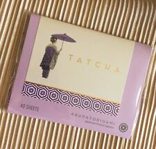 TATCHA Aburatorigami JAPANESE BEAUTY PAPERS 40 Sheets