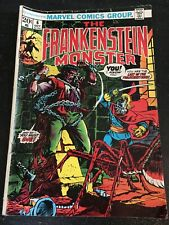 Frankenstein#6 Excellent Condition 4.5(1973) Ploog Art!!