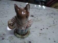 Beswick England Beatrix Potter'S Tittle Mouse Figurine