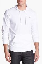 NWT Lacoste Men's Jersey Hoodie Pullover Size 5(L) Very Nice!!!
