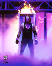 Pro Wrestler THE UNDERTAKER Glossy 8x10 Photo Wrestling WWF Print WWE Poster