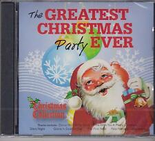 THE GREATEST CHRISTMAS PARTY EVER - CD