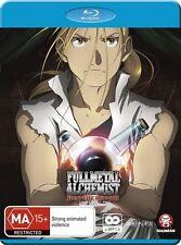Fullmetal Alchemist: Brotherhood Collection 4 (Ep 40-52) NEW B Region Blu Ray