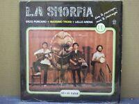 LA SMORFIA -  LP - 33 GIRI - ALMOST SEALED!