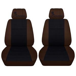 Car SUV seat covers Honda Accord Civic CRV Custom Design Princess 22 Colors ABF