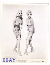 Joi Lansing busty leggy VINTAGE Photo Who Was That Lady ?