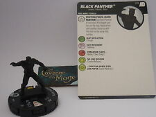 HEROCLIX AVENGERS DEFENDERS WAR - #018 Black Panther *C*