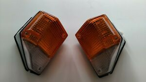 Toyota Land Cruiser Hzj70 Turn signal Lights black