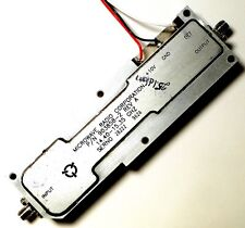 MICROWAVE SOURCE TX 14.40-15.35 GHz +20 dBm - 4X Mult+PA - CELERITEK - *UNUSED*