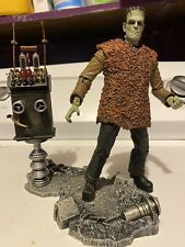 2014 Diamond Universal Monsters Son Of Frankenstein 8 inch Deluxe Action Figure