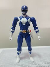 2018 Power Rangers Legacy Collection BLUE RANGER Used