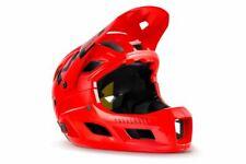 MET Mountainbike Helmet MCR MIPS Red Cycling Adult Unisex Red S 52-56