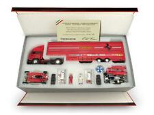 Race Transporter Set Scuderia Ferrari G.P. San Marino 1:43 by Brumm Gold Edition