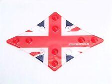 Antideslizante stomp pad Diamond Union Jack ICETOOLS snowboard snowboardpad