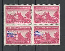 WWII-GERMANY OCC SERBIA-MNH** BLOCK 4, TYPICAL ERROR (LOOK SCAN)-MONASTERY-1942.