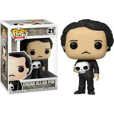 Edgar Allan Poe Pop Icons #21 Vinyl Figure Funko