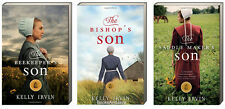 AMISH OF BEE COUNTY 1-3 (pb) Beekeeper's Son,Bishop's Son,Saddle Maker's Son NEW