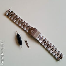 Stainless steel Strap Watchband for Tissot PR100 T049410A T049407A T049417A 19mm