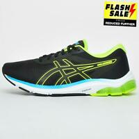 Asics Gel Pulse 12 Men's Running Shoes Fitness Gym Trainers Black New In 2021