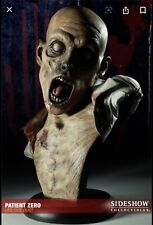 PATIENT ZERO LIFE SIZED BUST STATUE SIDESHOW BRAND NEW LOW # 3