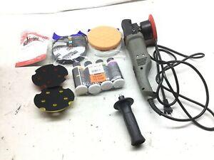 Chemical Guys BUF501X 10FX Random Orbital Polisher Kit (Polisher + 9 Items)