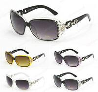 BOG Big Hot New Women Rhinestones Sunglasses Designer Shades Fashion Retro 362
