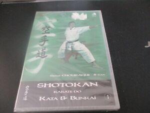 """Software Nf """" Shotokan Karate-Do, Kata & Bunkai - Vol 1 """" Serge Chouraqui 8è Dan"""