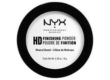 NYX HD FINISHING POWDER HDFP01 TRANSLUCENT - Sealed