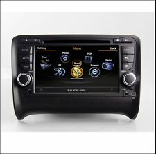 Android 7.1  Autoradio für Audi TT 8J RNS Navigation GPS DVD MP3 USB TMC DVB-T