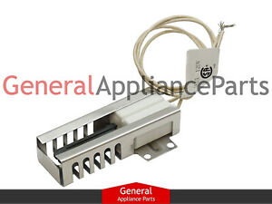 Gas Oven Stove Cooktop Igniter Replaces Frigidaire Kenmore Tappan # 5303935066