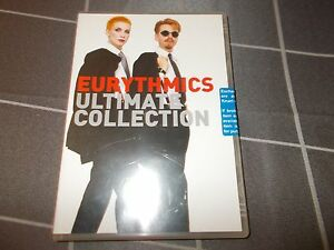 EURYTHMICS Ultimate Collection -  region 4 DVD