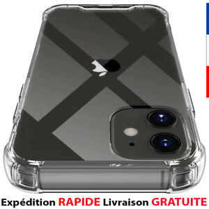 Case for iphone 12 11 pro max xs xr 8+ 7 plus 6 se 2020 shockproof silicone cover