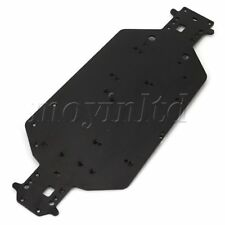 Alloy Chassis 04001 Black for HSP RC1:10 Model Off Road Car 04001 Upgrade