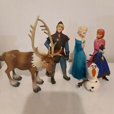 Frozen figures Rare Collection